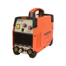 Plastic Panel Portable Dc Invertor Double Usage Tig Mma Welding, Argon Gas Welding Machine Tig200A
