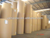 High quality -craft paper/presspaper/ fish paper/insulation paper for transformer winding