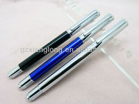 RP0111 Metal pen of Roller pen for lacquer finishing can make your logo for promotion gift compact design metal roller pens