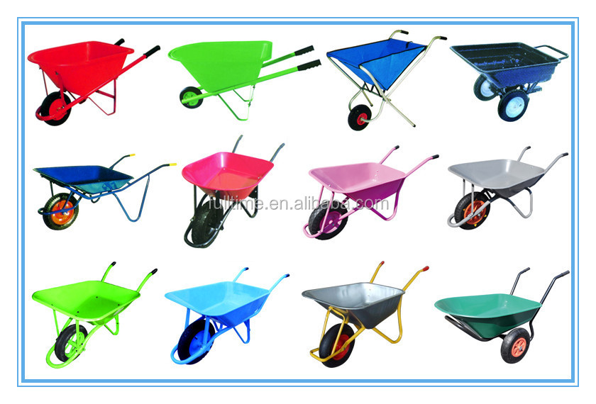 low cost discount heavy duty wheelbarrow