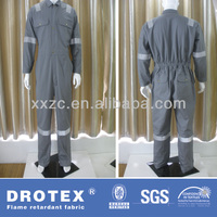 OEM FR Antistatic Welding Coverall Petroleum Coverall