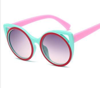 763d901f3ba 2017 The Newest Design Cheap Kids Sunglasses