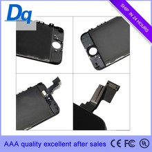 Black LCD Screen wholesale for iphone5s