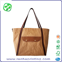 shenzhen fashion girls gift tote washable printing bag