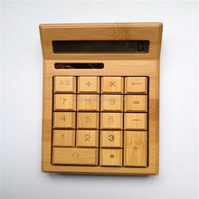 Hot Selling Bamboo Solar Function Tables Calculator