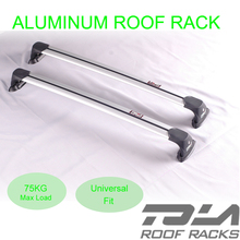 Heavy Duty silver lock Car Roof Rack for Infiniti JX cross bars