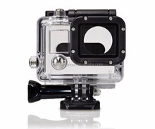 New Skeleton Protective Housing With Lens Case Cover Protector For Gopro HD Hero 3 Camera Accessories, Open Side for FPV