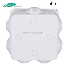 Cheap price 200*200*80mm IP65 ABS CE Waterproof Electrical ip65 Junction Box