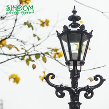 outdoor standing lamps for garden light post