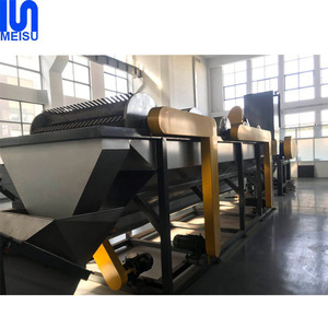 Factory wholesale pp pe film washing machine bag recycling line plastic
