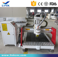 Hobby router cnc milling and drilling machine , Advertising 6090 cnc router for wood carving machine