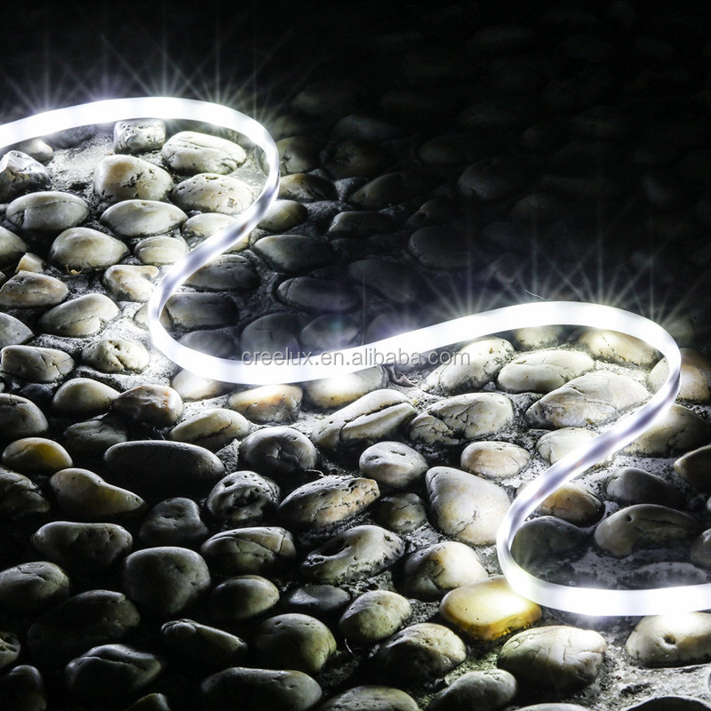 Portable USB LED Strip Light Waterproof 5ft 1.5M 45led Flexible Strip Rope and Lantern for Camping Hiking Emergeny