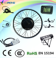 48v Lipeng intelligent wheel hub motor kits 500w/cheap bike parts