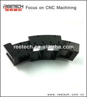 Customized 4 axis CNC machining components