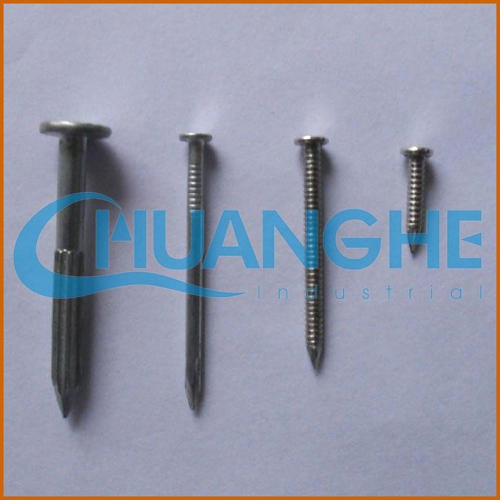 hardware fastener dome head nails