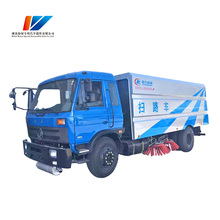 China factory direct sale 8CBM hydraulic diesel sweeper truck