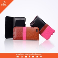 Factory Wholesale Fashion Design PU Leather Cell Phone Covers and Cases