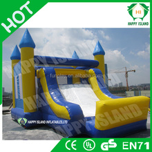 inflatable slide inflatable bouncy castle with water slide,inflatable slide with bouncy ,inflatable slide