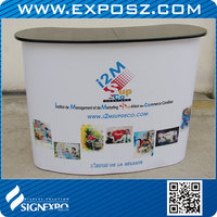 Promotion Aluminum Display Table
