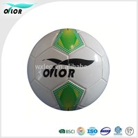 Colorful no 4 street deflated cheaper soccer ball for promotional