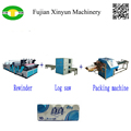 Easy Operation Low Price Toilet Paper Machine production line