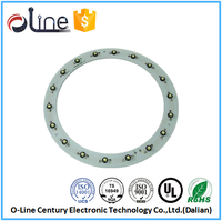 led growing light pcb substrate, fr4 pcb,pcb sheets fr4