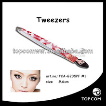 girl shaped wide grip tweezers