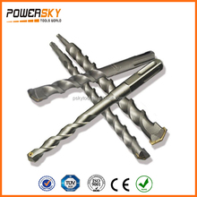 Free Sample Round shank 40CR sds max 10*350mm drill bit,round drill bit,electric hammer drill bit
