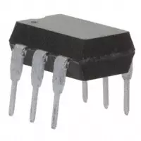 Optoisolators Transistor Photovoltaic Output H11A2 Optoisolator Transistor with Base Output 5300Vrms 1 Channel 6-DIP