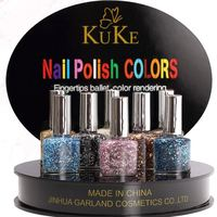 High Quality Wholesale Natural Colour funny toy nail polish set