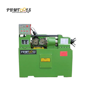 High quality sewing rebar thread rolling machine with industrial price
