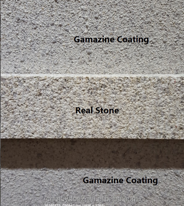 Maydos granite countertop exterior texture wall paint faux finish