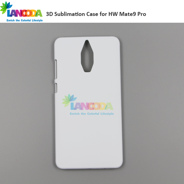 Personalized DIY 3d Blank Case For Sublimation For Mate9 Pro