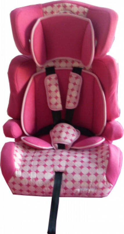 Gifted baby car seat for group 1-2-3