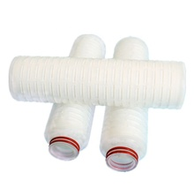 10inch 0.1-1um polypropylene filter cartridge for liquid filtration