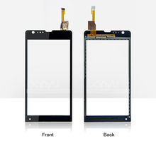 Original product display replacement touch screen digitizer for sony xperia sp m35h
