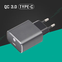 Shenzhen factory quick charge 3.0 wall charger type c usb cell phone charger
