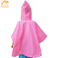 Kids Colorful Ecofriendly Rain Poncho