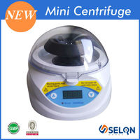 SELON MEDICAL CENTRIFUGE MACHINE, DESKTOP MINI CENTRIFUGE, LOW SPEED CENTRIFUGE