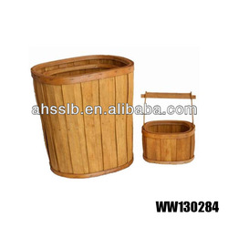 cheap wooden bucket for sale