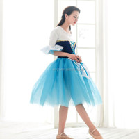 luxurious woman high quality classic ballet tutu costume performance dress stage dance costume vestidos de fiesta