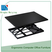 Quality trustable durable used laptop/computer adjusting desk riser in uae for sale