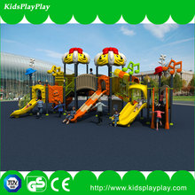 High Quality entertainment slide and swing outdoor playground