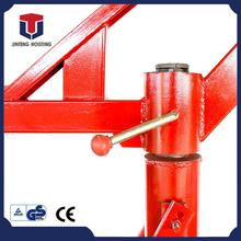 Hot selling popular price of mobile car lift crane for wholesales