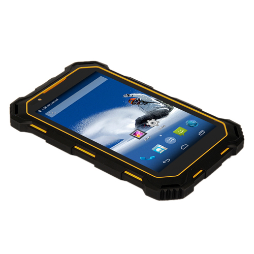 ALPS S933 IP68 Waterproof 7 Inch IPS Screen Android 3G rugged tablets 1GB RAM/16GB ROM 13MP Camera WIFI GPS
