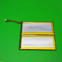 IEC62133 UN38.3 Approved 7 inch tablet with removable battery / li-ion battery for tablet pc / tablet battery