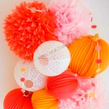 Crafted glitter pompom best for decoration