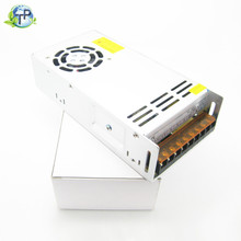 CE RoHS certificated DC 24V 400W 16.7A Switching Power Supply 110V/220V to Stepper Motor 3D Printer LED