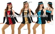wholesale professional girls jazz dress for girls