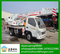 mini mobile truck crane/ pickup crane truck for hot sale